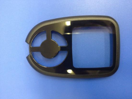 医療用検査機(ABS透明と黒の2色)